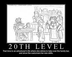 20th Level