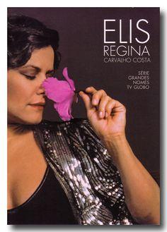 "Elis Regina Carvalho Costa: DVD do programa da Tv Globo ""Grandes Nomes"", direo de Daniel Filho."