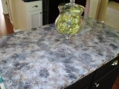Painting a Laminate Counter Top | ThriftyFun