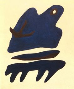 Jean Arp: Compostition, 1925