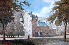 Meggernie Castle home of Clan MacGregor