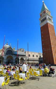 St. Marc's Square: http://bbqboy.net/photo-essay-day-venice-and-on-the-joys-of-skipping-the-sights/ #venice #italy