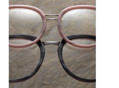 From top: ELLA 025 from Kingsley Rowe; BRIONI 0006O from Kering Eyewear