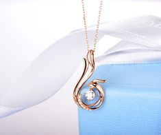 18k Gold Phoenix Pendant - Diamond, handcrafted and available at https://takumiarts.com Fine Japanese Jewelry from myths and legends : Dragon, Phoenix, Maneki Neko, Koi Carp, Sakura flowers, Youkai and much more. Handcrafted from sterling silver, pure silver and 18k gold. Free shipping and worry-free returns.