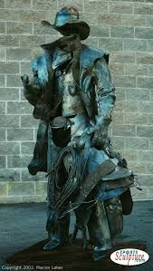 cowboy bronze fine art gallery - Google Search