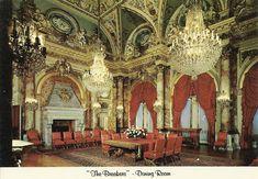 The Breakers Vanderbilt Mansion Dining Room