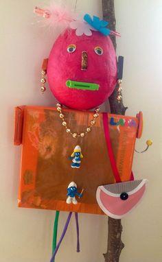 piñata de cumple