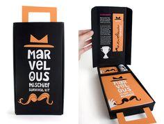 Student Spotlight: Marvelous Mischief Makers - The Dieline - The #1 Package Design Website -