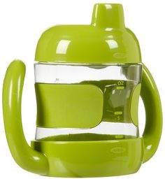 """""""OXO Sippy Cup. No reason to buy ugly things anymore."""""""
