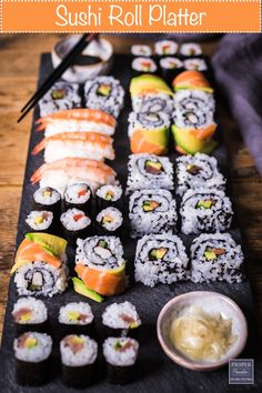 Make sushi rolls at home with my ultimate guide & recipe video. Tips & tricks for making maki & nigiri sushi, California rolls & dragon rolls Dragon Roll Sushi, Sushi Guide, California Roll Sushi, How To Make California Rolls, Dessert Chef, Nigiri Sushi, Sushi Sushi, Sushi Food, Sushi Roll Recipes