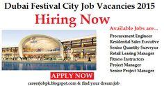 Dubai Festival City Jobs in Dubai