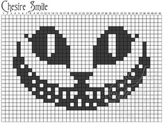 Ravelry: Chesire cat pattern by mirella design Art Minecraft, Skins Minecraft, Crochet Cross, Crochet Chart, Knit Crochet, Cross Stitch Charts, Cross Stitch Designs, Cross Stitch Patterns, Pixel Pattern
