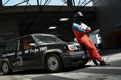 Renault 5 GT Turbo PH1 Coupe