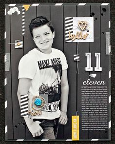 *eleven* by JanineLanger at @studio_calico