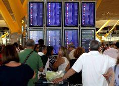 Aerolíneas mexicanas aumentan 12% tráfico de pasajeros