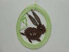 Velikonoční zajíček / Zboží prodejce štír53 | Fler.cz Crochet Earrings, Jewelry, Easter Activities, Jewlery, Jewerly, Schmuck, Jewels, Jewelery, Fine Jewelry