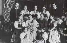 Immigrants and Exiles ...the REAL von Trapp Family which inspired The Sound of Music. World War II Austria