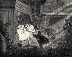 La Belle au bois dormant (Gustave Doré)