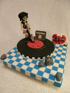 Rock by I Make Your Cake on P