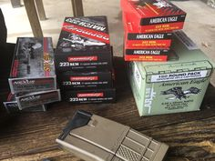 Does AR-15 Rifle Barrel Length Matter?, For velocity and accuracy testing, I used a combination of everyday ammo like American Eagle 55-grain FMJ and M855 Steel Core and Norma 77-grain Match ammo.