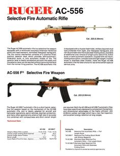 The Ruger The totally legal, totally full auto Mini 14 Weapons Guns, Guns And Ammo, Survival Rifle, Ruger 10/22, Ruger Ar 556, Tactical Shotgun, Tactical Gear, Mini 14, Shooting Guns