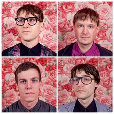 """Portland dance-pop act, STRFKR is Josh Hodges, Patrick Morris, Shawn Glassford and Keil Corcoran. They have recently released their third album, """"Miracle Mile."""" www.myspace.com/strfkrmusic Photo: Rachel Hubbard"""
