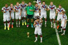 WM 2014 Nachwuchs