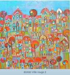 Ville Rouge by Sophie Jourdan