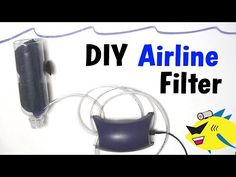 DIY Fluidized Bed Filter: K1 Micro Media Aquarium Filter (link to YouTube video)