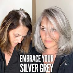 Hairstyles Women Skin Care is part of Hairstyles Skin Care Makeup Fashion For Wo. - Hairstyles Women Skin Care is part of Hairstyles Skin Care Makeup Fashion For Wo… # - Grey Hair Old, Long Gray Hair, Silver Grey Hair Gray Hairstyles, Grey Hair Over 50, Grey Blonde Hair, Grey Hair Korean, Gray Hair Highlights, Grey Hair Inspiration, Gray Hair Growing Out