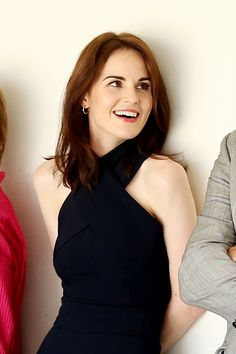 jodockerys: Michelle Dockery behind the scenes of the Getty Images Portrait Studio powered by Samsung Galaxy At 2015 Summer TCA's, August 2015 ..