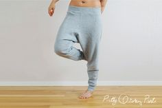 harem pants diy