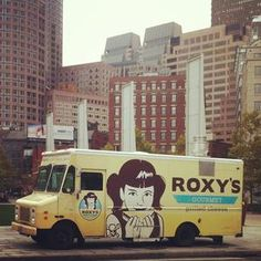 Can't wait for some Roxy's Grilled Cheese at our Sky Lounge grand opening this Thursday!