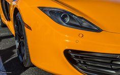 https://flic.kr/p/EHZtxJ | McLaren | McLaren at the Coffee and Cars car show in Oklahoma City.