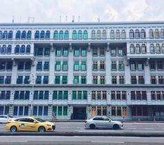 Singapore cityscape. #colors #singapore #travel #asia #singaporean