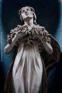 angel cemetery statues - Buscar con Google
