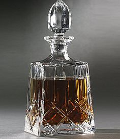Gorham Lady Anne Whiskey Decanter For Sand bottle Crystal Decanter, Waterford Crystal, Carafe, Cristal Art, Vases, Whiskey Decanter, Man Cave Bar, Bar Accessories, Wine And Spirits
