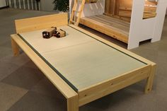 ヒノキの畳ベッド