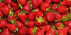 Strawberries. yum!