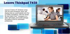 Lenovo Thinkpad T450 at a great price.
