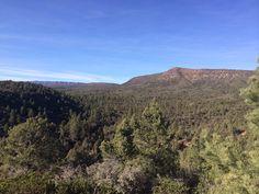 Diamond Point near Payson, AZ