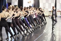 Hear how we're getting ready for the New York Spectacular! #Rockettes