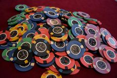 ASM H-mold with vintage look inlay. Poker Chips, Vintage Looks