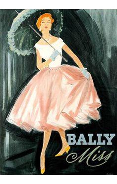 Bally.com - 1950's - 1970's