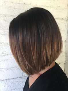59 Gorgeous brown hair color for any season - chocolate brown hair color light brown hair hairstyles - September 08 2019 at Chocolate Brown Hair Color, Brown Hair Colors, Brown Hair Balayage, Hair Highlights, Short Hair Ombre Brown, Trendy Hairstyles, Bob Hairstyles, Black Hairstyles, Creative Hairstyles