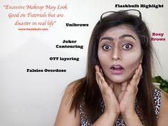 Makeup Trends To Ditch in 2018 - Haute Kutir