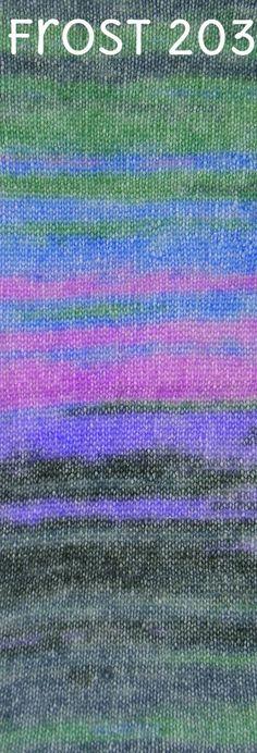 Rowan Kidsilk Haze Stripe Yarn