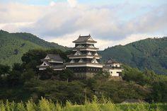 日本100名城 No.83|大洲城