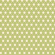 Joel Dewberry - Heirloom - Opal in Green