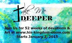 Join the fun at www.his-kingdom-come.com